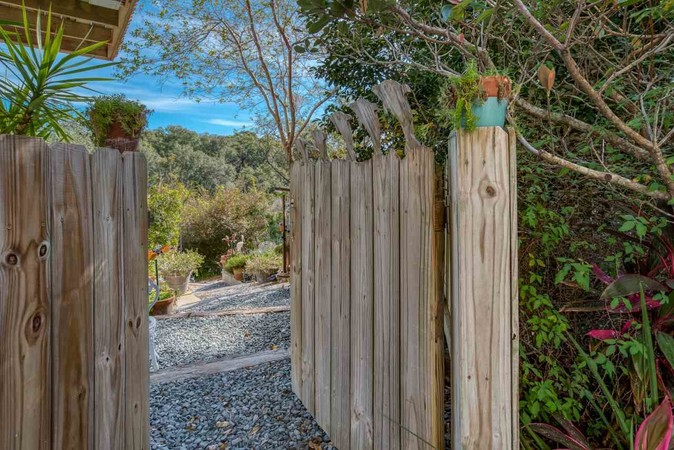 Gateway to Your Own Private Sanctuary