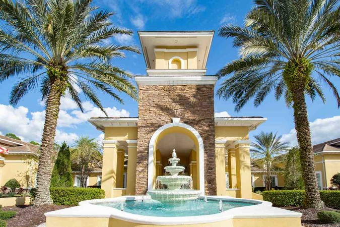 Clubhouse amenities are many
