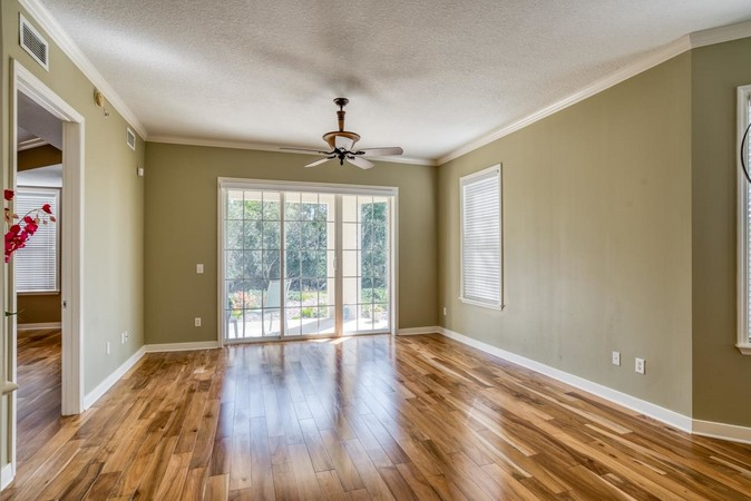 Wood flooring through out